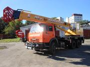 Автокран Галич,  25 тонн,  21.7 метра. Шоссейник. Новый.
